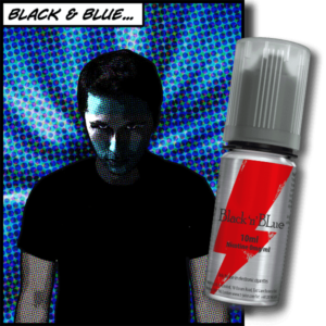 Black and Blue by T-Juice