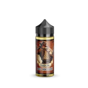Doc Holliday Shake and Vape High VG from The Wild Bunch