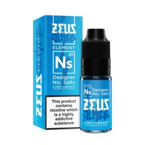 Dimpleberry NS20 by Zeus Juice and Element