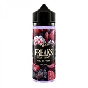 Berry Tunes 100ml High VG by Freaks